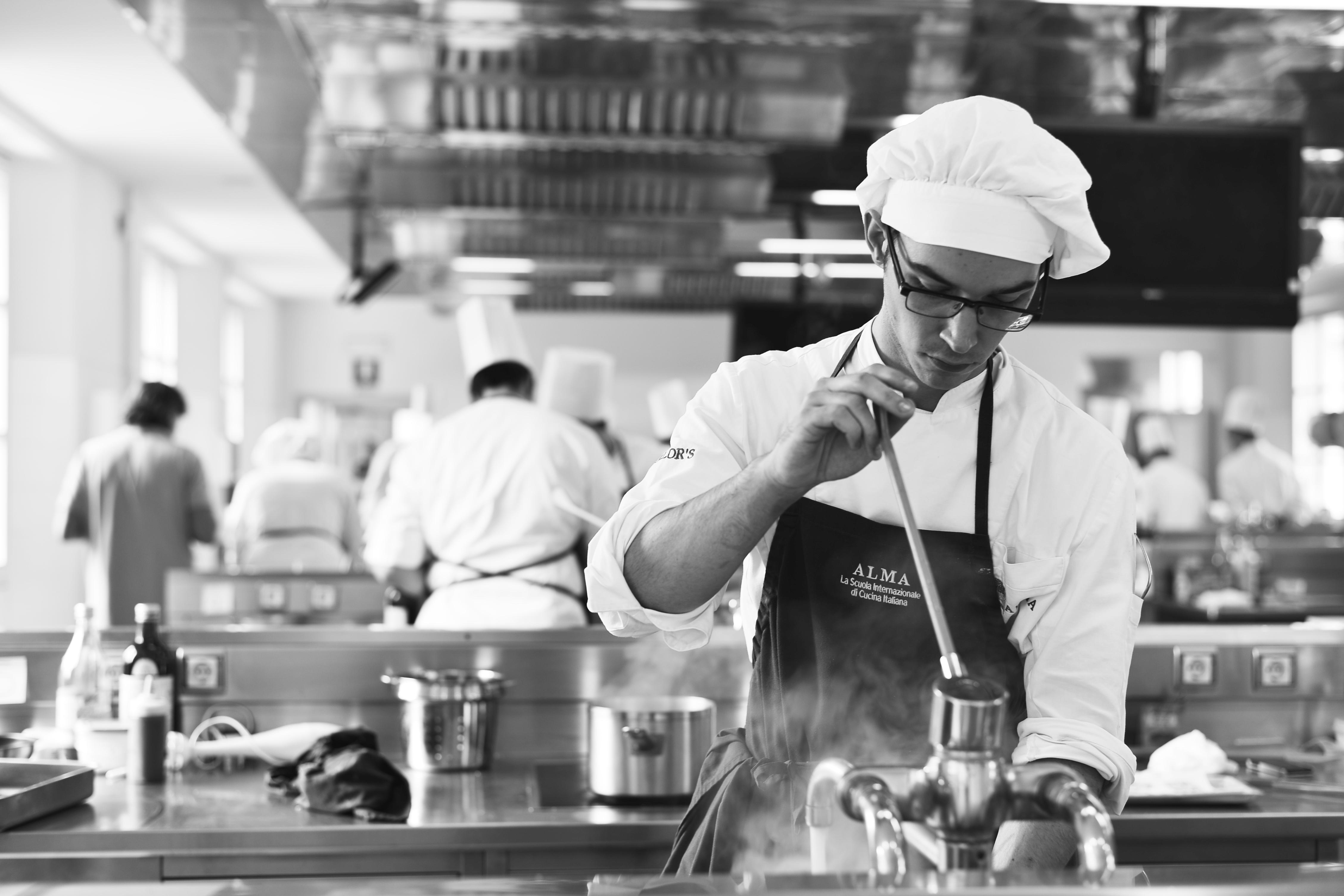 Scuola di alta cucina parma alma la scuola internazionale di